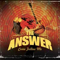 Come Follow Me EP sleeve (The Answer)