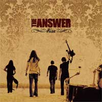Rise album sleeve (The Answer)
