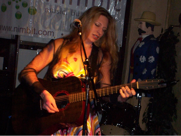 Tori Sparks at Touche' in Austin