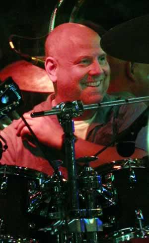 Drummer Scott Dawson