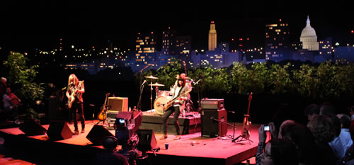 Band of Skulls at the Austin City Limits Studios